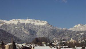 Monts Jura La Faucille